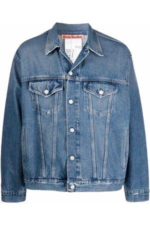 Acne Studios Button-up denim jacket