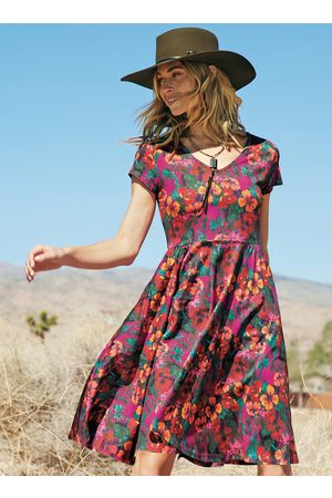 Peruvian Connection Barranco Dress