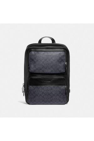 Coach Men Rucksacks - Gotham Backpack In Signature Canvas in