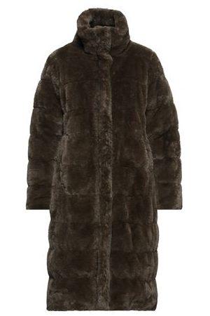GOOSECRAFT Women Coats - COATS & JACKETS - Teddy coat