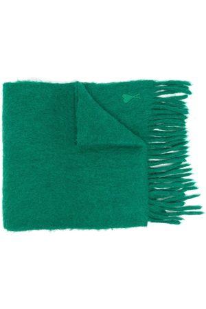 Ami Ami de Coeur oversize scarf