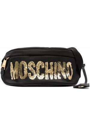 Moschino Logo-print belt bag