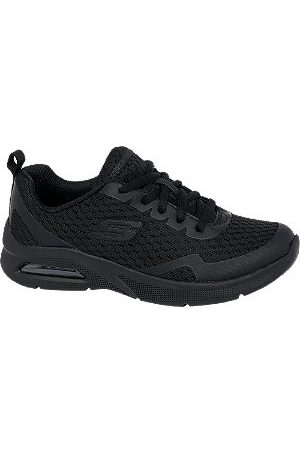 Skechers Boys Trainers - Junior Boys Microspec Max Lace-up Trainers