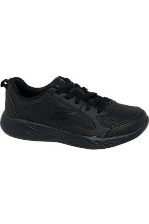 Skechers Boys Trainers - Junior Boys Go Run 600 Bexor Lace-up Trainers