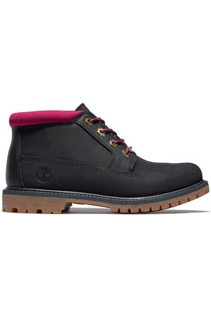 Timberland Women Ankle Boots - ® nellie chukka for women in black/ , size 4.5