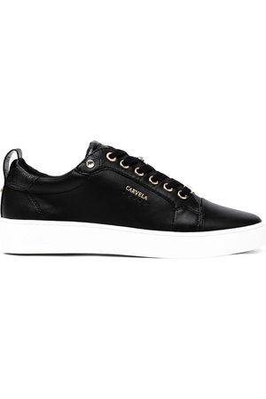 Carvela Joyful faux lace-up sneakers