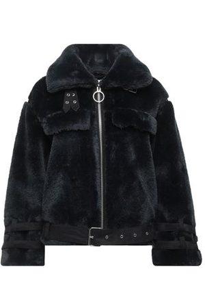 ELEVEN PARIS Women Coats - COATS & JACKETS - Teddy coat