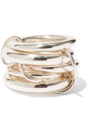 SPINELLI KILCOLLIN Aquarius Sterling- Ring - Mens
