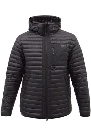 Burberry Lenham Quilted Down Jacket - Mens