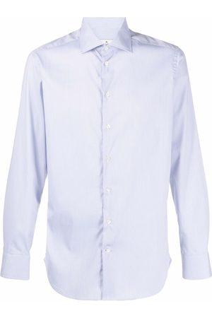 Etro Geometric-patterned long-sleeve shirt