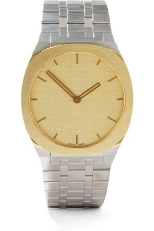 Gucci 25h Stainless-steel Watch - Mens