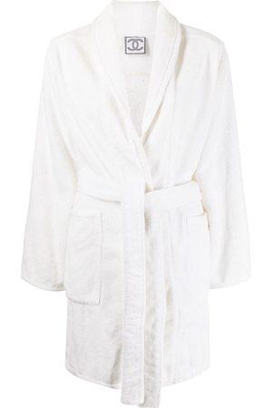 CHANEL 2009 above-the-knee bathrobe