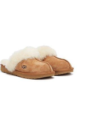 UGG Cozy II Kids Chestnut Slippers