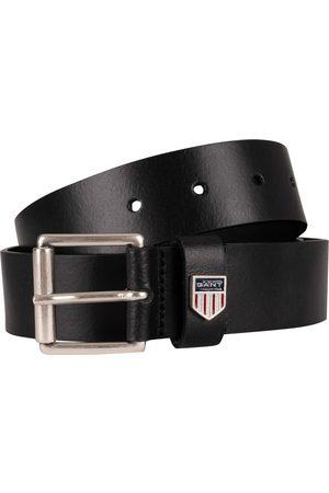 GANT Retro Shield Leather Belt