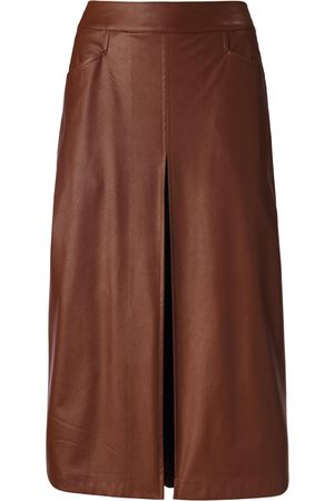 portray berlin Culottes made of soft faux nappa leather size: 10