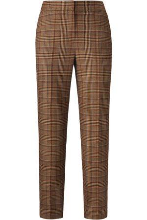 Atelier Gardeur Ankle-length trousers elasticated waistband size: 10