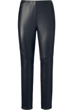 Peter Hahn Ankle-length pull-on trousers skinny leg size: 10s