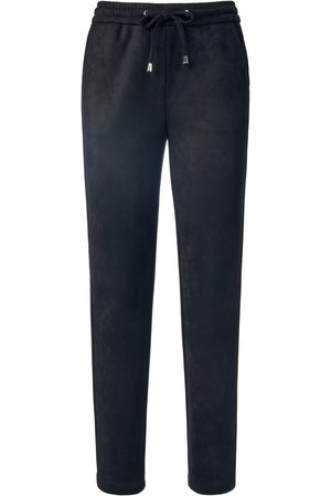 Peter Hahn Jogger style trousers elasticated waistband size: 10s