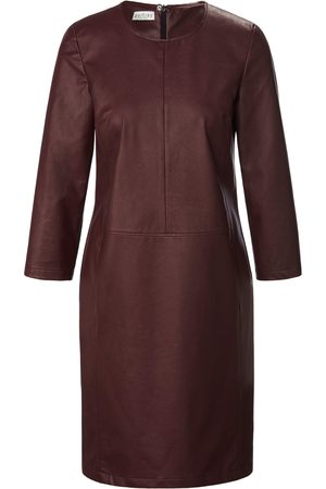 portray berlin Dress made of soft faux leather size: 10