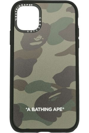 A Bathing Ape Camouflage print iPhone 11 cover