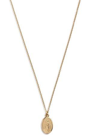 Dolce & Gabbana Oval pendant necklace