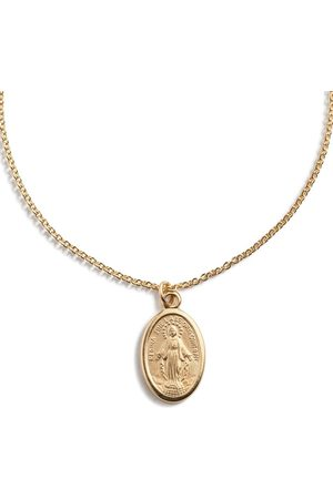 Dolce & Gabbana Girls Necklaces - Circle pendant necklace
