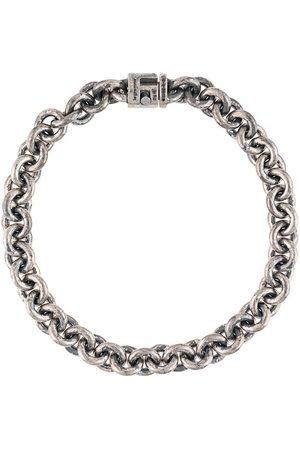 Le Gramme Bracelets - Entrelacs chain-link 21G bracelet