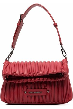 Karl Lagerfeld Small K/Kushion folded tote bag
