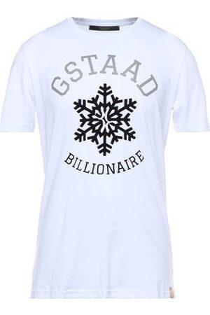 BILLIONAIRE Men Short Sleeve - TOPWEAR - T-shirts