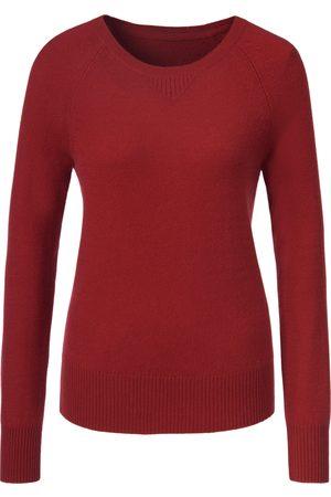 Peter Hahn Cashmere Round neck jumper made of 100% premium cashmere size: 10