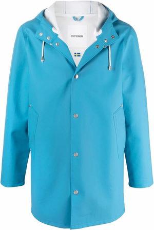 Stutterheim Rain Jackets - Stockholm hooded raincoat