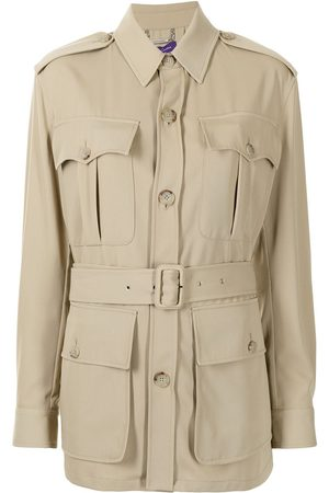Ralph Lauren Tasha safari jacket