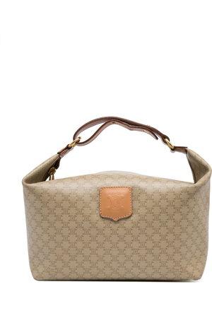 Céline Women Handbags - 1990s Macadam logo patch handbag