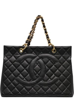 CHANEL 1997 Petit Shopping GST tote bag