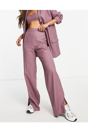 Topshop Minimal tailored trouser in