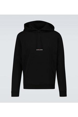 Saint Laurent Cotton hooded sweatshirt