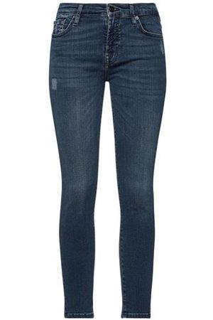 7 for all Mankind BOTTOMWEAR - Denim trousers