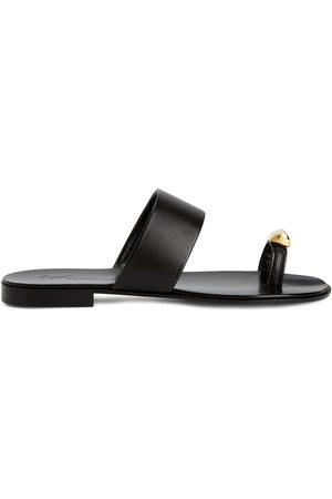 Giuseppe Zanotti Norbert flat sandals