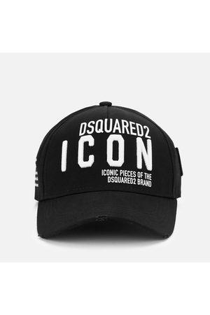 Dsquared2 Men's Icon Slogan Baseball Cap
