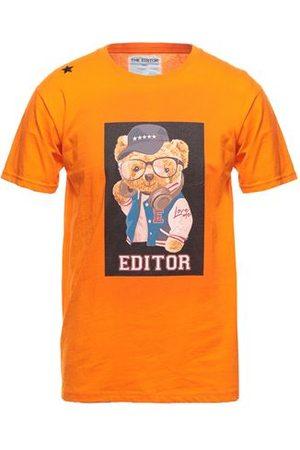 THE EDITOR Men Short Sleeve - TOPWEAR - T-shirts