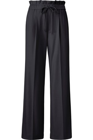 Windsor Women Formal Trousers - Trousers made top-quality wool jersey size: 8