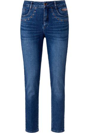 Mybc 7/8-length jeans made of elasticated denim denim size: 12s