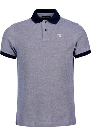 Barbour Sports Polo Mix Midnight