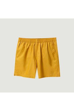TRUE TRIBE Men Swim Shorts - Neat Steve Swimshort Sweet Honey