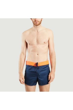 Jonsen Island Men Swim Shorts - Jon 2 Swimming Trunks Navy
