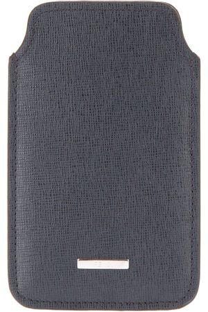 Fendi Men Phones - Calf leather iPhone 5 and 5S case