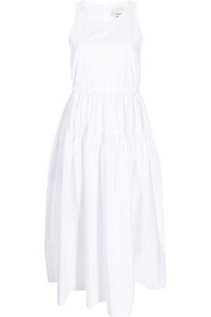 3.1 Phillip Lim Women Sleeveless Dresses - Tied-waist sleeveless dress