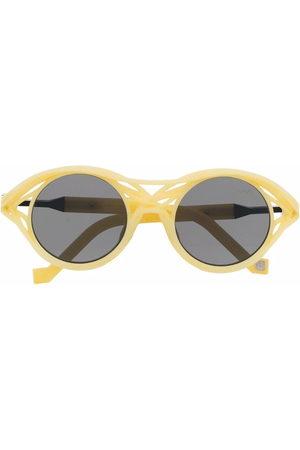 VAVA Eyewear Sunglasses - X Kengo Kuma CL0015 round sunglasses