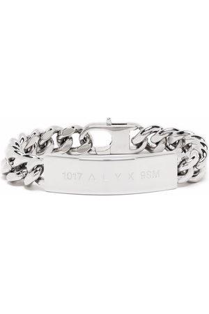 1017 ALYX 9SM Logo chain-link bracelet