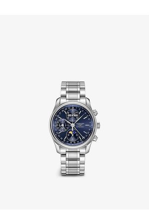 Bucherer Certified PRE Owned Pre-loved Longines L2.673.4.92.6 Master Collection stainless steel automatic watch